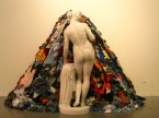 "It's called ""Venus of the Rags"" but looks like a housewives nightmare!"
